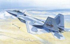 Italeri 0850 F-22 Raptor (1:48)