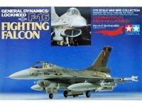 Tamiya 60701 F-16 Fighting Falcon 1/72