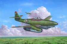Hobby Boss 80376 Me 262 A-2a (1:48)