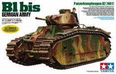 Tamiya 35287 B1 bis German Army (1:35)