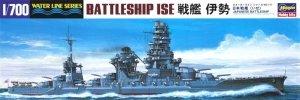Hasegawa WL117 IJN Battleship Ise (1:700)