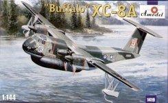 A-Model 01419 de Havilland Canada XC-8A Buffalo (1:144)