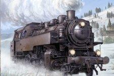 Trumpeter 00217 Dampflokomotive BR86 (1:35)
