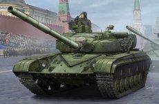 Trumpeter 05521 Soviet T-64B Mod. 1984 (1:35)