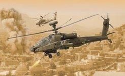 Italeri 2748 AH-64D LONGBOW APACHE 1/48