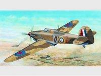 Trumpeter 02417 Hurricane Mk II D/Trop (1:24)