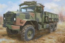 I Love Kit 63514 M923A2 Military Cargo Truck 1/35