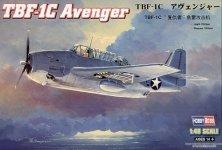 Hobby Boss 80314 TBF-1C Avenger (1:48)