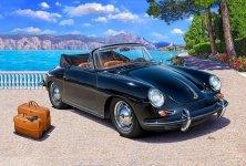 Revell 07043 Porsche 356 Cabriolet (1:16)
