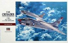 Hasegawa PT25 F-8E Crusader (1:48)