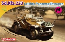 Dragon 7420 SD.Kfz.223 Panzerfunkwagen (1:72)