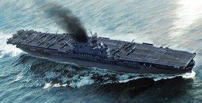 Trumpeter 06708 USS Enterprise CV-6 (1:700)