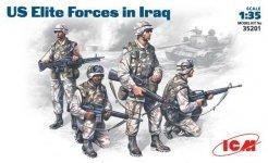 ICM 35201 War Aganist TerrorUS Elite Forces in Iraq (1:35)