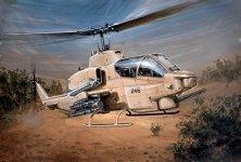 Italeri 0833 Bell AH-1W SuperCobra (1:48)