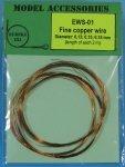 Eureka XXL EWS-01 Fine copper wires 0.13 mm / 0.15 mm / 0.18 mm
