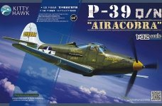 Kitty Hawk 32013 P-39 Q/N 1/32