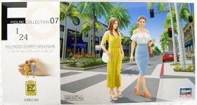 Hasegawa FC07 (29107) Hollywood Celebrity Girls Figure 1/24