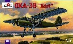 A-Model 72211 Antonov OKA-38 Aist 1:72