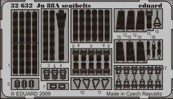 Eduard 32632 Ju 88A seatbelts 1/32 Revell