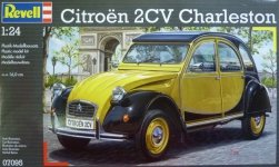 Revell 07095 Citroen 2CV (1:24)