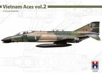 Hobby 2000 72028 F-4D Phanton II - Vietnam Aces 2 1/72