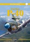 Kagero 55004 Curtiss P-40 Vol. I  EN/PL