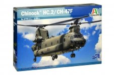 Italeri 2779 CHINOOK HC.2 CH-47F (1:48)