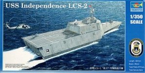 Trumpeter 04548 USS Independence (LCS-2) (1:350)