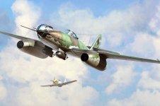 Hobby Boss 80377 Me 262 A-2a/U2