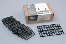 Hobby Boss 81005 Sd.Kfz. 251 Tracks individual track links (1:35)