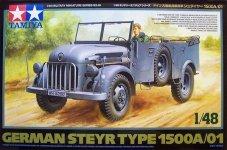 Tamiya 32549 German Steyr 1500A/01 (1:48)