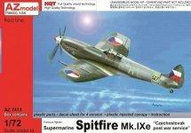 AZ Model AZ7413 Supermarine Spitfire Mk.IXe (1:72)