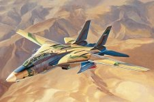 Hobby Boss 81771 IRIAF Persian Cat F-14A Tomcat 1/48