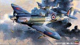 Hasegawa JT79 Spitfire MK.IX (1:48)