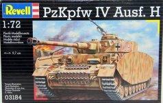 Revell 03184 Pz.Kpfw.IV Ausf.H (1:72)