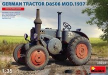 MiniArt 38029 GERMAN TRACTOR D8506 MOD. 1937 1/35