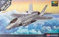 Academy 12507 Lockheed Martin F-35A Lightning II (USAAF) (1:72)