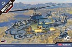Academy 12116 USMC AH-1W NTS Update 1/35