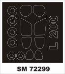 Montex SM72299 L-200 MORAVA AZ-MODEL 1/72