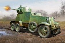 Hobby Boss 83838 Soviet BA-3 Armor Car (1:35)