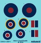 Eduard D48031 Tempest roundels early 1/48 EDUARD