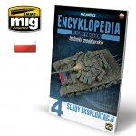 Ammo of Mig Jimenez 6203 ENCYKLOPEDIA TECHNIK MODELARSKICH – POJAZDY PANCERNE TOM 4 – Ślady Eksploatacji (język polski)