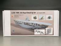 Very Fire VF350004 HMS Ark Royal Detail Up Set Trumpeter 65307 1/350