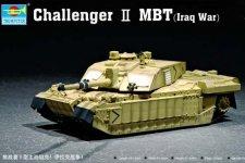 Trumpeter 07215 Challenger II MBT Iraq War (1:72)