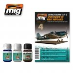 AMMO of Mig Jimenez 7417 WWII PACIFIC US NAVY AIRPLANES