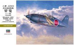 Hasegawa ST32 Mitsubishi J2M3 Raiden Jack Type 21 (1:32)