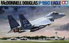 Tamiya 60304 McDonnell Douglas F-15C Eagle 1:32