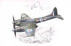 Special Hobby 72054 D.H. 103 Hornet Mk. 3/4 (1:72)