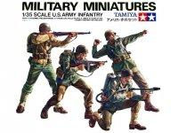 Tamiya 35013 U.S. Army Infantry (1:35)