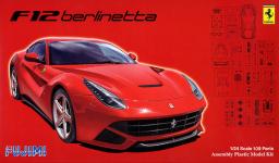 Fujimi 125626 Ferrari F12 Berlinetta 1/24
